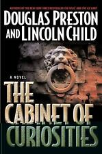 The Cabinet of Curiosities by Douglas Preston and Lincoln Child (2002, Hardcover