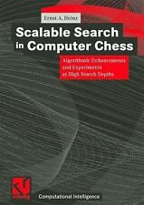Scalable Search in Computer Chess: Algorithmic Enhancements and Experi-ExLibrary