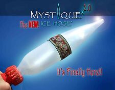 The NEW Mystique Ice Hose 2.0 (Chiller Ice Tip for Hookah Shisha)