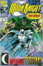 Marc Spector: Moon Knight # 40 (guest: Dr. Doom) (USA, 1992)