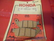 NOS Honda 1988-89 VFR700F 1988 VFR750F Interceptor Disc Brake Pads 37H
