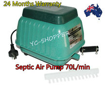 Resun LP-60 Septic Tank Air Pump 70L/min Pond & Aquarium 4200L/HR