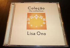 "LISA ONO ""Colecao: The Collection"" (CD 2000) Japan Import ***GREAT SHAPE***"
