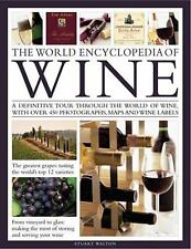 THE WORLD ENCYCLOPEDIA OF WINE - STUART WALTON (HARDCOVER) NEW