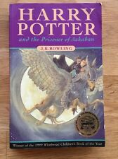 Harry Potter & the Prisoner of Azkaban J. K. Rowling First Print, First Edition