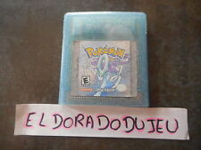 ELDORADODUJEU   POKEMON CRYSTAL VERSION CRISTAL NINTENDO GAME BOY COLOR GBC USA