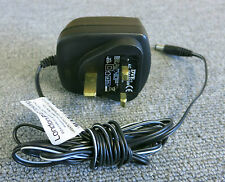 DVE DVR-1250ACUK-4818 AC Power Supply Charger Adapter UK Wall Plug 12V 500mA