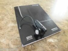Original Nokia BH-801 Bluetooth Headset 8800 Sirocco Arte Edition Anleitung TOP
