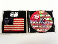 VARIOUS ARTISTS AMERICA A TRIBUTE TO HEROES - 2 CD 2001