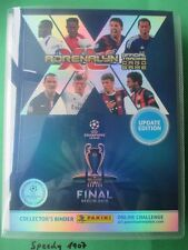 Champions League 2015 UPDATE MINI Binder Sammelmappe Limited Panini Adrenalyn 15