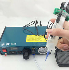 Auto Glue Dispenser Solder Paste Glue Dropper Liquid Dispensing Controller 220V