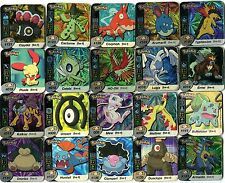 STAKS AIMANT POKEMON Lot de 20 Usés (Used) Lot N° LAGFU20-003 MEW LUGIA etc...