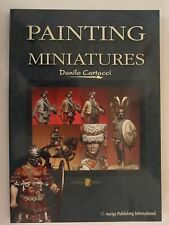 Painting Miniatures - 128 pages, illustrated with 390 color photos