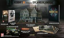 RESIDENT EVIL 7 COLLECTOR'S EDITION PS4 NEW PAL ENGLISH COLLECTORS BIOHAZARD