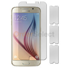 3X New Anti-Scratch Clear LCD Screen Shield Protector for Samsung Galaxy GS6 S6