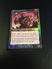 MTG MAGIC PLANESHIFT PHYREXIAN SCUTA (FRENCH SCOUTA PHYREXIAN) NM FOIL