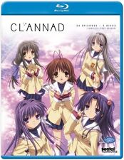 Clannad: Complete Collection [2 Discs Blu-ray Region A BLU-RAY/WS