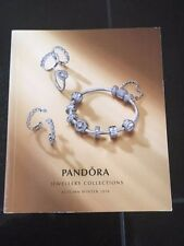 PANDORA CHARM STORE AUTHENTIC 2016 EUROPEAN BRITISH WINTER BROCHURE LONDON