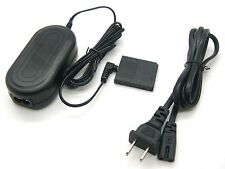 AC Power Adapter + DC Coupler for Canon ACK-DC10 PowerShot TX1 Brand New