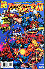 THUNDERBOLTS #25 LIMITED DYNAMIC FORCES SIGNED BY ARTIST MARK BAGLEY (LG)
