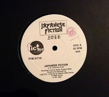 JAPANESE FICTION - Vinile 12 Mix - New - FTM 31715