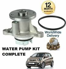 FOR KIA PICANTO 1.2 1.25 2011--  NEW WATER PUMP KIT