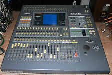 YAMAHA 02R v2 MIXER DIGITAL  STUDIO /// PANNE ALIMENTATION