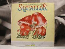 SQUALLOR - STRAPPPEGGIO DEGLI SQUALLOR LP VG+/VG- 1985 CGD LSM 1031 STRAPEGGIO
