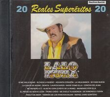 Lalo Mora 20 Reales Super Exitos CD New Sealed