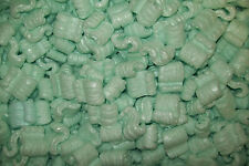 Packing Peanuts Loose Fill 16 Cubic Feet 120 Gallons Green Free Ship Brand New