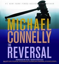 A Lincoln Lawyer Novel: The Reversal by Michael Connelly (2010, CD, Unabridged)