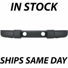 NEW Stock Front Bumper Replacement For 2007-2016 Jeep Wrangler JK Fog Tow Holes