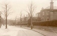 Liverpool Gardens Worthing RP old pc used 1912