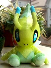 2016 NEW Tomy Pokemon 20th Anniversary Celebi Plush Soft Toy Gift  8""