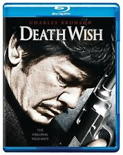 DEATH WISH 1 :40th Anniversary Edition -  Blu Ray - Sealed Region free for UK