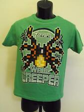 NEW-MINOR-FLAW TERRARIA BROTHERS WALL CREEPER YOUTH SMALL S SIZE 8 SHIRT 74EG