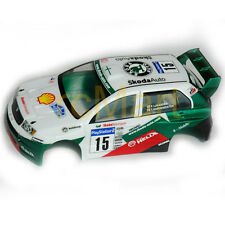 COLT FABIA WRC 160mm Clear Body 1:10 RC Cars Touring M-Chassis On Road #M2323
