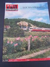 vie du rail 1966 1066 vierzon montrichard noyers gièvres mennetou veretz bléré