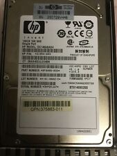 "HP DG146ABAB4 431954-003 432320-001 375863-011 146GB 10K SAS 2.5"" SP Disco Duro"