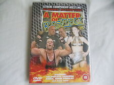ECW A MATTER OF RESPECT 98 (WWE, WWF, ROH)