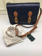 BRAND NEW WITH TAGS & Dust Cover LAUREN Ralph Lauren Bexley Heath Crossbody