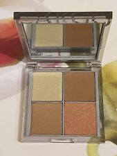 Cargo Color Palette Eyeshadow Quad – Bermuda - Full Size- New Un-boxed