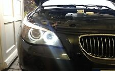 ►2X BMW 5er E60 LimousineLCI Facelift,E61Touring ANGEL EYES STANDLICHT XENON LED