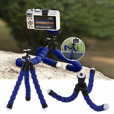 Universal Flexible Mini Tripod Stand Mount With Free Holder For Smart Phones