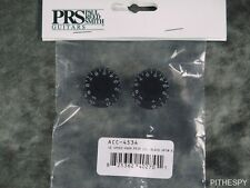 NEW PRS SE VOLUME TONE CONTROL SPEED KNOBS BLACK GUITAR PARTS PAUL REED SMITH