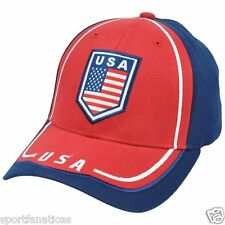 USA CAP HAT AUTHENTIC OFFICIAL NATIONAL TEAM ONE SIZE LANDON DONOVAN JERSEY
