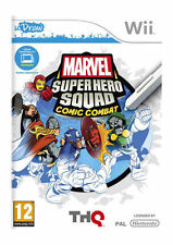 Marvel Super Hero Squad: Comic Combat (Nintendo Wii, 2011) - European Version
