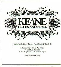Keane - Selections From Hopes And Fears (UK Import) - 24HR POST