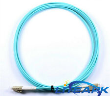 50M 50 meter 10G OM3 LC/LC Duplex 50/125 Multimode Fiber Patch Cable