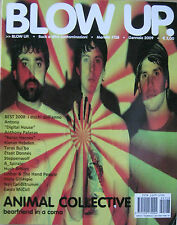 BLOW UP 128 2009 Animal Collective Kieran Hebden Anthony Pateras Steppenwolf zZz